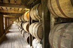 Did you know: there are more bourbon barrels in Kentucky than there are people?