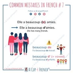French Learning Videos For Beginners Product French Adjectives, French Verbs, French Grammar, German Language Learning, Learn A New Language, Learning Spanish, Spanish Activities, Learning Italian, Learning Resources