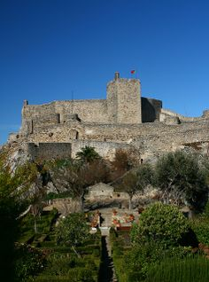 Castelo da Vila de Marvão | Flickr - Photo Sharing! Alentejo, Portugal
