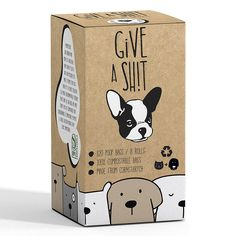 Looking for biodegradeable AND compostable dog poop bags? Check out these paper dog poop bags and other environmentally friendly dog poop bag alternatives. Dog Treat Packaging, Toilet Pictures, Dog Toilet, Compost Bags, Dog Bag, Dog Friends, Biodegradable Products, Pet Supplies, Charity
