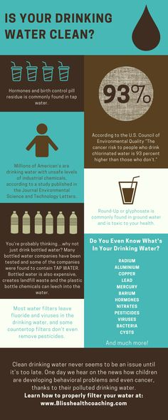 Cities are constantly failing water testing and your family is left drinking polluted water. Learn how you can easily filter bacteria, viruses, lead and other contaminants out of your drinking water.