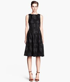 H&M 'Brocade Dress'
