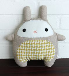 Bunny Plush Toy - Soft toy - Stuffed toy - Stuffed Animal - bunny rabbit soft toy - Pillow -  READY TO SHIP