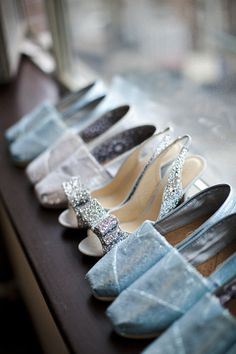sparkling Kate Spades and Toms  Photography by clycreation.com