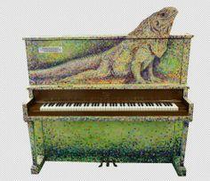 41 Pianos Spread Around Toronto are Free to Play : TreeHugger