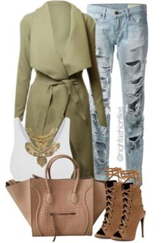 A fashion look from February 2015 featuring rag & bone jeans, DKNY sports bras e Giuseppe Zanotti ankle booties. Browse and shop related looks. Dope Outfits, Chic Outfits, Spring Outfits, Winter Outfits, Fashion Outfits, Womens Fashion, Fashion Killa, Look Fashion, Look 2017