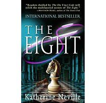 "The Eight by Katherine Neville. Pinner writes: ""Part suspense, part romance, part fairy tale, part historical fiction. Falls into the category of books that I call intellectual thrillers. Neville interweaves interesting puzzles with a great narrative. Random House, Date, Love Book, This Book, Books To Read, My Books, Thing 1, Page Turner, Lectures"