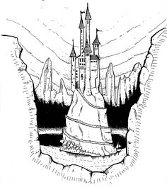 #inktober • Day 15 • Castle