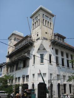 Jiwa - Development - Planning - Architecture: 22.0 Jakarta Kota a historic center awaiting renewal.