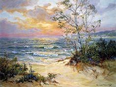 Weekend Retreat by Charles Vickery
