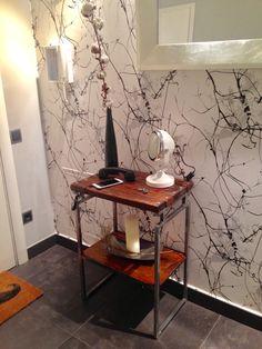 Taula de rebedor/ mesa de recibidor/ table Desk, Instagram Posts, Furniture, Home Decor, Entrance Hall Tables, Desktop, Decoration Home, Room Decor, Home Furnishings