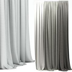3Ds Max Curtains - 3D Model