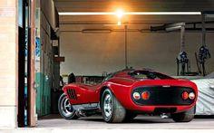 Unieke Ferrari: Thomassima III