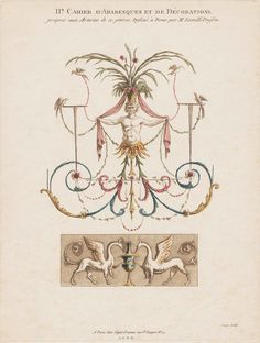All sizes   Nouvelle collection d'arabesques, 1810 l   Flickr - Photo Sharing!