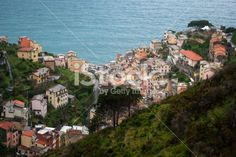 Edit Image #86715799: Corniglia by the Mediterranean Sea - iStock
