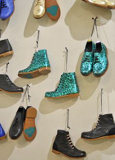 Paul&Paula blog: Playtime Paris for S/S 2015 shoes // chapter 2