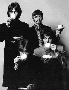 The Beatles, 1967. Photo: Henry Grossman.