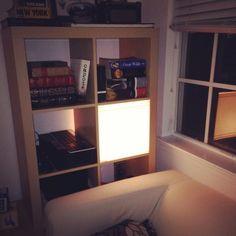 Expedit Light Box - IKEA Hackers