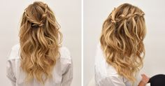 Get the Look: Waterfall Waves - from the Cloud Nine® Blog