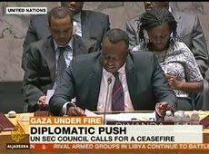 Galdino Saquarema 1ª Página: ONU pede cessar-fogo na Faixa de Gaza