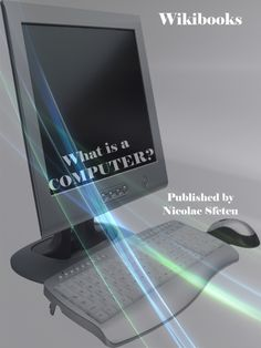 What is a computer? (Free book)  An introduction in computing using Windows: computers and peripherals, operating systems and controls, the desktop, file systems, concepts and settings, networks and the Internet, email, chat rooms, IM.  A computer is a machine that inputs (takes in) facts and information (known as data), and then processes (does something to or with) it. Afterwards it outputs, or displays, the results for you to see.