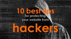 Our 10 best tips for protecting your website from hackers: https://crankedseo.com/10-best-tips-protecting-website-from-hackers/
