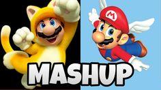 Throwback 3D World 64 - Mario Music Mashup!