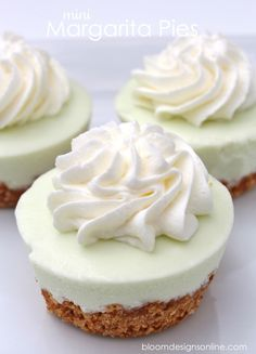 Margarita Mini Pies