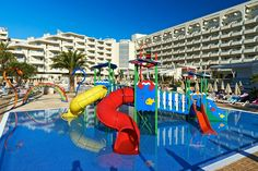 Hipotel Como Gran - baby and toddler friendly hotel in Majorca