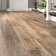 tile flooring Emser Tile Legacy 8 x 47 Porcelain Wood Look Tile Flooring, Wood Tile, Wood Look Tile, Hardwood Floors, Wood, Emser Tile, Porcelain Wood Tile, House Flooring, Wood Look Tile Floor