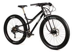 Jones Bikes – 24″ Jones Plus framesets back in stock, in brown and black, along with new Jones/Revelate Plus frame packs!