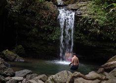 6 ríos y cascadas para visitar en Puerto Rico