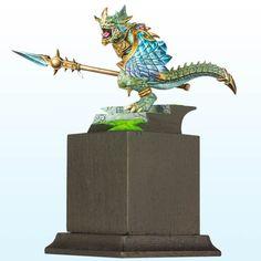 2013 Birmingham - Open - Demon Winner, the unofficial Golden Demon website Warhammer Paint, Warhammer Models, Warhammer Fantasy, Warhammer Aos, Lizardmen Warhammer, Fairy Drawings, Fantasy Battle, Game Workshop, Monster Design