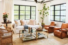 How To Choose A Rug For Your Home, According To Our CEO, Katherine Power.  Spanish InteriorRugs In Living ...