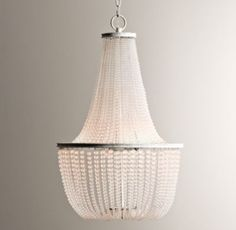 Dauphine Frosted Glass Chandelier