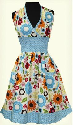 Frugal Girls Giveaway: Pretty Spring Aprons! {3 winners} ~ at TheFrugalGirls.com #aprons