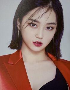 Kpop Girl Groups, Korean Girl Groups, Kpop Girls, Jang Yeeun, E Dawn, Cube Entertainment, Meme Faces, Face Claims, Korean Beauty