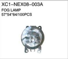 XC1-NEX08-003A Fog lamp 57*54*64/100PCS Auto Parts,car body parts,head lamp,fog lamp,tail lamp,bumper,hood,side mirror replacement auto parts manufacturers,Auto Parts exporters,chinese auto parts,auto parts company,car parts market http://www.jsxcauto.com/