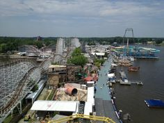 Indiana Beach Resort on Lake Shafer, Monticello, Indiana