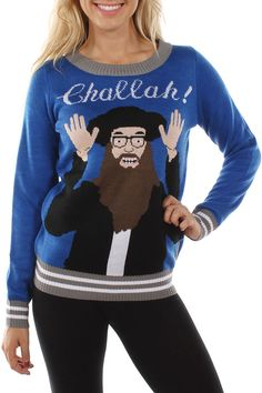 Women's Challah Sweater