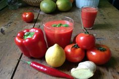 Enjoy Clog-Free Arteries Simply by Taking This Juice Thrice Daily | | Health Digezt