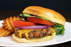 An easy veggie burger recipe is pretty awesome, but the ability to grill it makes it just that much better!