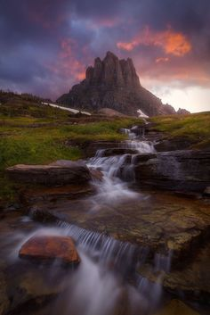 Glacer National Park (Montana) by Miles Morgan on 500px