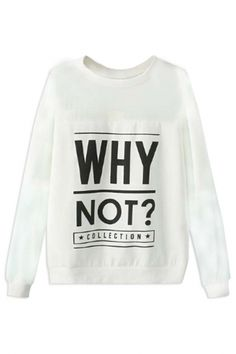 Why Not Chiffon Paneled Sweatshirt