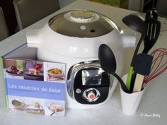 Comment adapter une recette au Cookéo et autres conseils Cooking Chef, Cooking Recipes, Cooking Roast Beef, Multicooker, Time To Eat, Slow Food, Tupperware, Instant Pot, Meal Planning