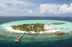 over and over ... The Maafushivaru Island Resort in Maldives