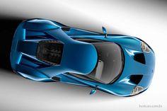 Ford GT: renasce o supercarro com um V6 de 600 cv | Best Cars