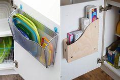 Ideen-für-Organisation-und--Ordnung-halten-in-der-Küche-mittels-Zeitschriftensammler