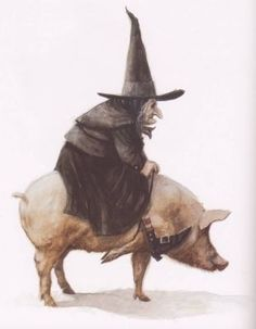 Vintage Witch | The Witches Gallery                                                                                                                                                     More