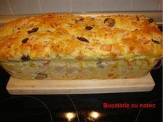 Bucataria cu noroc - Cozonac aperitiv festiv